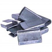 Metalplomber med modhager